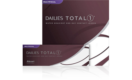 Alcon Dallies Contact Lenses