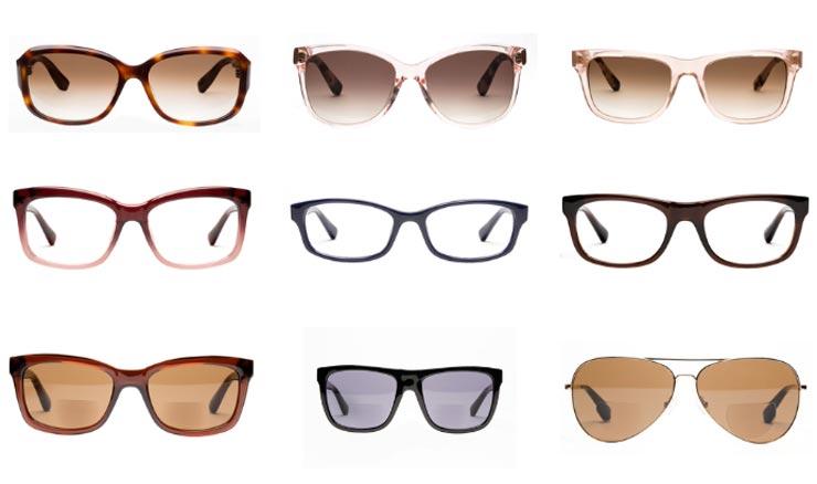 Bobbie Brown eyewear designer eyeglass frames